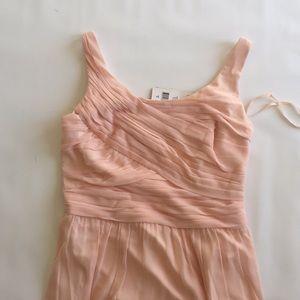 Ralph Lauren Maxi Chiffon dress